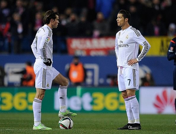 No hatred between Gareth Bale and Cristiano Ronaldo says the Welshman's agent