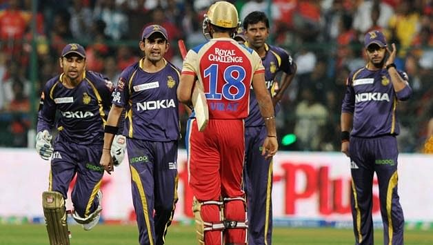 5 instances Gautam Gambhir got involved in an on-field altercation