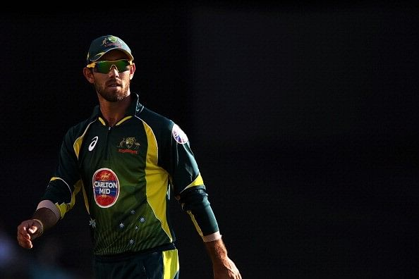 Glenn Maxwell handed one-match suspension by Victoria for missing recovery session