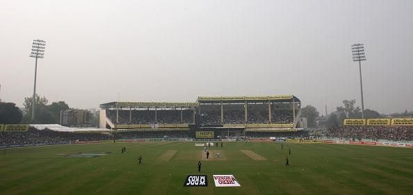 Stats: Analysis of the Green Park Stadium, Kanpur