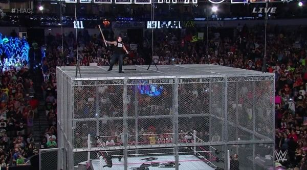 Top 5 OMG 'Hell in a Cell' moments