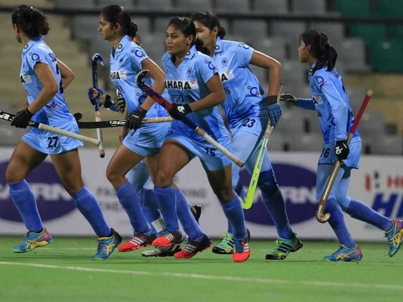 Preparations for Rio Olympics under way for Indian women's hockey team