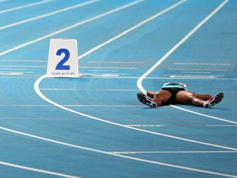 National level junior triple jumper commits suicide for not being allowed to use mobile phone