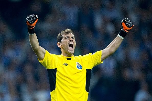 Video: Fan starts crying after Iker Casillas gives him his boots