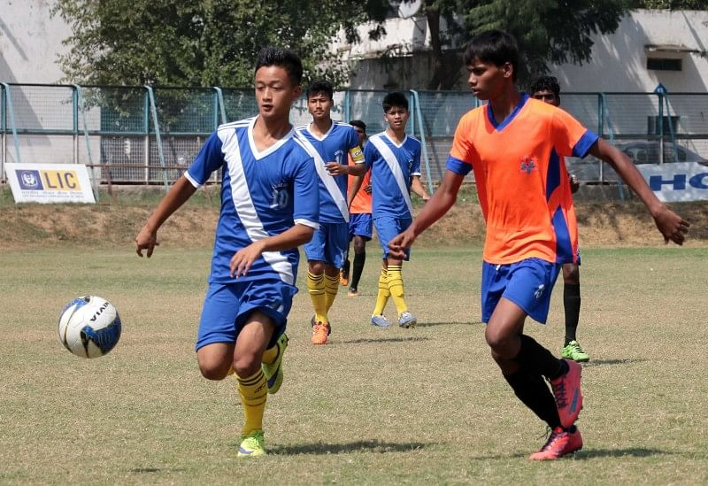 Subroto Cup: Army Boys from Shillong become 1st team to reach Quarters