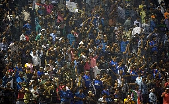 7 times the stadium crowds shamed Cricket