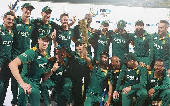 ICC ODI Rankings: De Villiers strengthens hold on top spot while Imran Tahir drops down to fifth spot