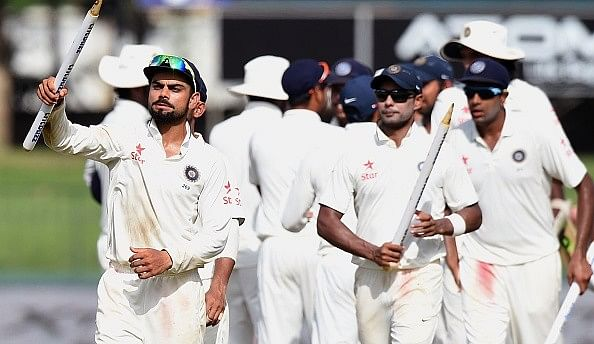 Predicted India XI for the First Test