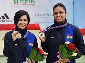 India bag 17 medals to win Asian Air Gun Championship