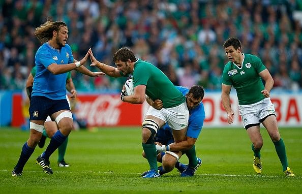 2015 Rugby World Cup: Ireland secure qualification after victory over Italy