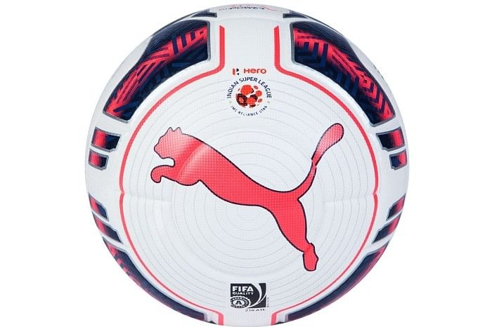 PUMA associates with the Hero Indian Super League as the Official Ball