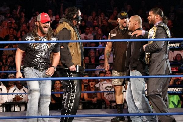 TNA star makes huge debut at NXT tapings, WWE issues statement