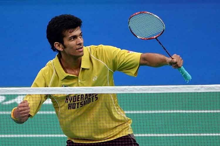 2015 Dutch Open Grand Prix: Ajay Jayaram wins final by beating Raul Must in straight sets