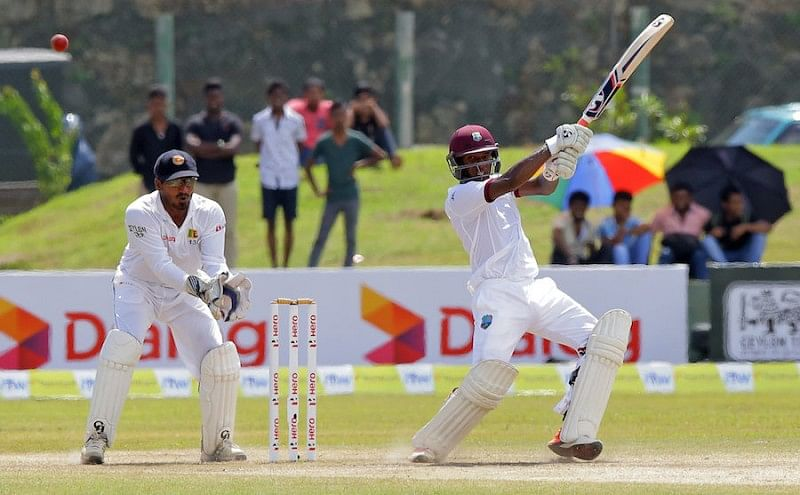 Jermaine Blackwood not worried about facing Rangana Herath; Jason Holder hopeful of West Indian comeback