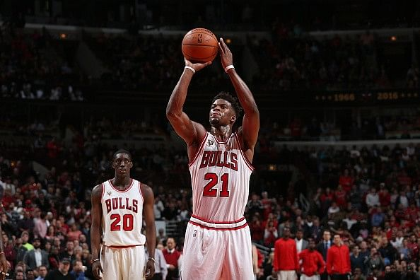 Opening Night: Cleveland Cavaliers vs. Chicago Bulls Player of the Game