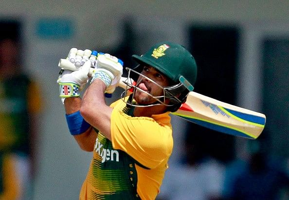 JP Duminy wants to better his performances but wary of Indian fightback in ODI series