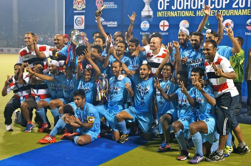 2015 Sultan of Johor Cup: Maximising scoring chances main focus of Indian junior team