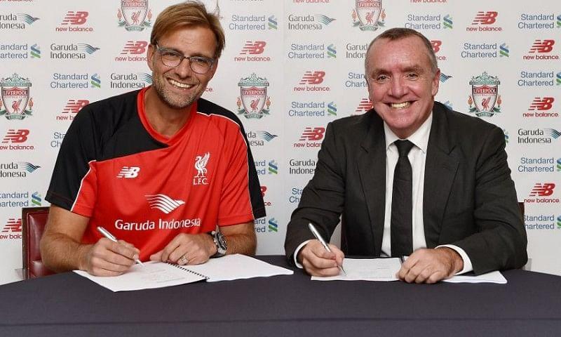 Liverpool appoint Jurgen Klopp as new manager