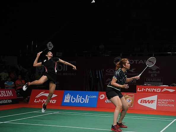 2015 Denmark Open Superseries Premier: Jwala Gutta and Ashwini Ponnappa knocked out