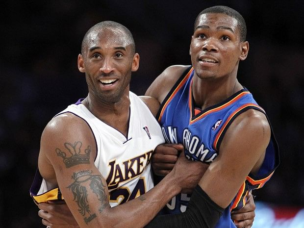 Kevin Durant possibly heading to Lakers if he leaves OKC, Derrick Rose back in 2 weeks