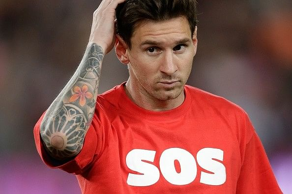 Tax charges against Lionel Messi dropped