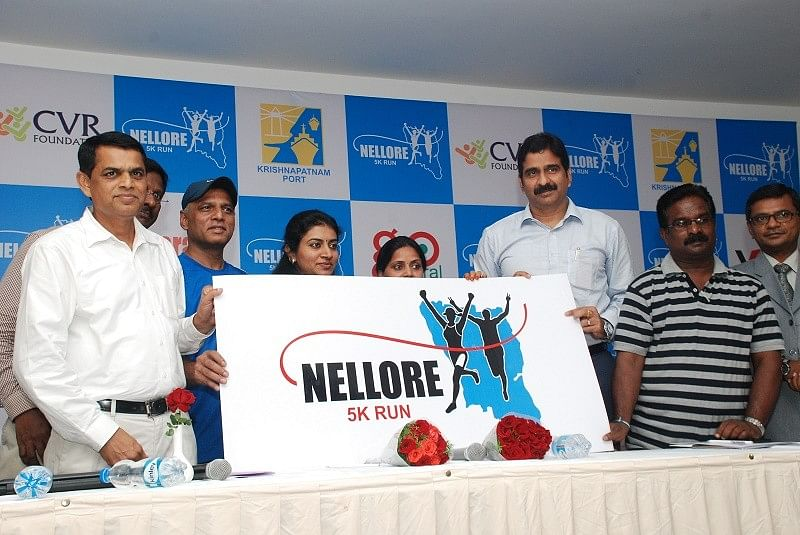 Nellore 5K Run scheduled for 11th October 2015
