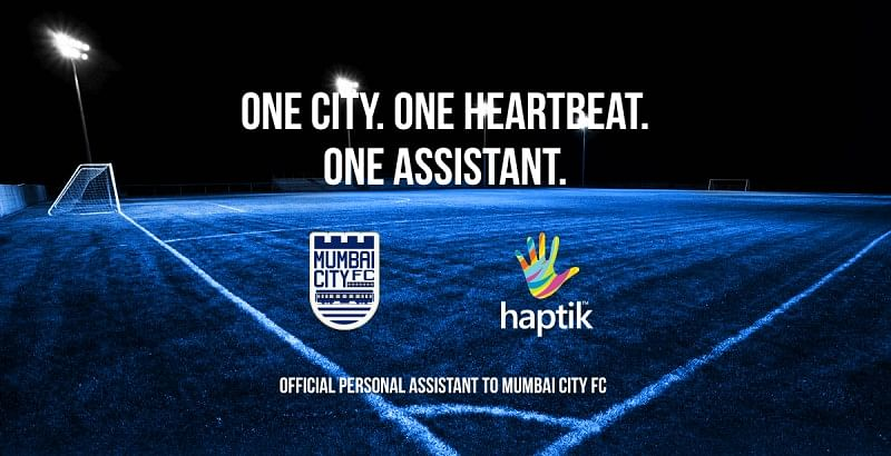 Mumbai City FC partners with Haptik as their official personal assistant