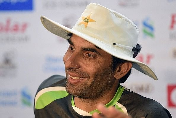 Misbah-ul-Haq hints at retirement at the end of the England series