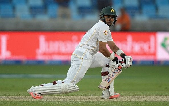 Pakistan vs England: 2nd Test, Day One - Vintage Misbah gives Pakistan upper hand