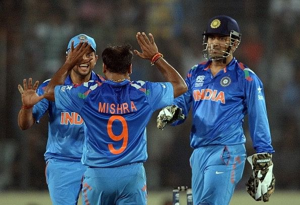 Amit Mishra - The wicket taker India desperately needs