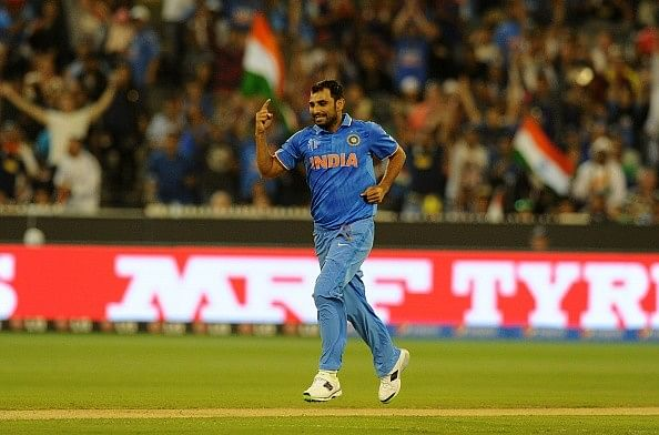 India unlikely to risk Mohammed Shami for South Africa Tests with 2016 World Twenty20 in mind