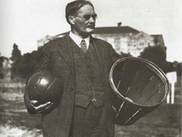 an analysis of the sports and the life of james naismith Founded in 1961 by the legislature as a part of the kansas centennial celebration, the kansas sports hall of fame mission is to honor those whose involvement in sports brought pride to.