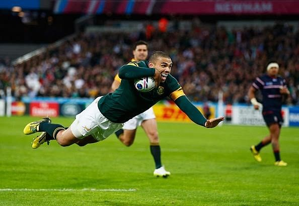 2015 Rugby World Cup: South Africa finish pool stage with crushing win over USA to top group