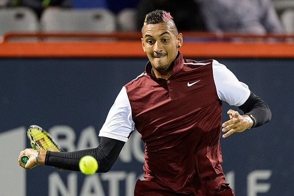 Roger Federer is my only role model, says Nick Kyrgios