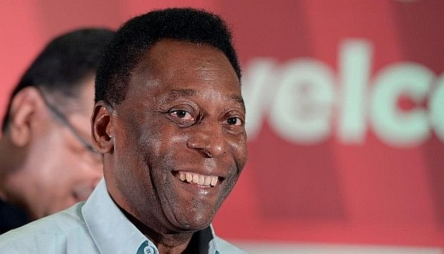 Indian players must take the risk of playing abroad to improve their game, says Pele
