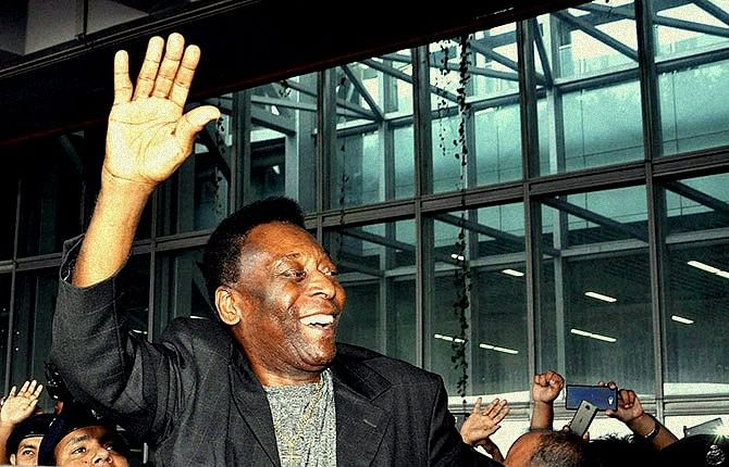 Interview with Pele: India need to work hard to become a footballing powerhouse
