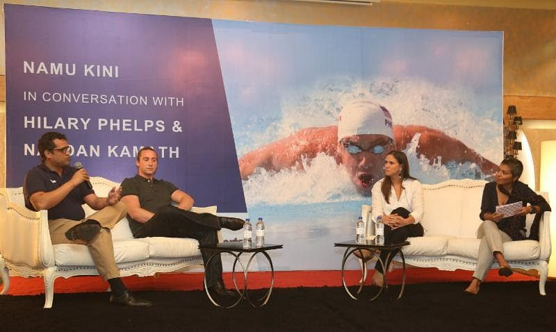 Michael Phelps Swimming launched in Bengaluru