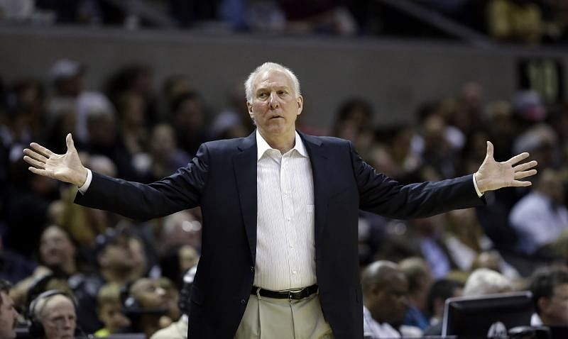 Spurs head coach Popovich to take charge of USA men's national team