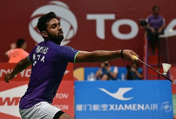 2015 French Open Superseries: HS Prannoy  beats Lin Dan to move into second round