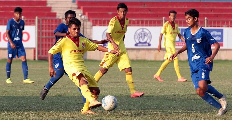 Subroto Cup: Pune thrash Bengaluru, Kolkata Derby ends in goalless draw