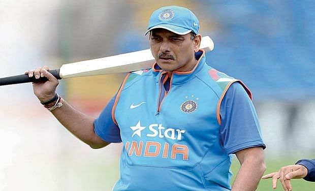 Wankhede curator lodges complaint against Ravi Shastri over verbal abuse
