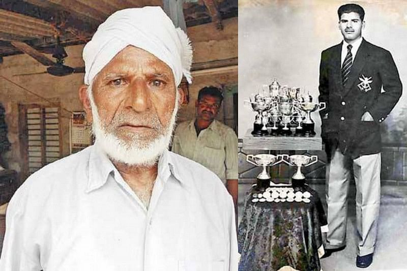 Shamsher Khan: India's forgotten Olympic hero