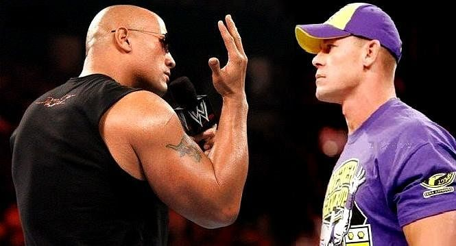 Backstage updates on The Rock and Cena, topsy-turvy times for Smackdown, WWE filming