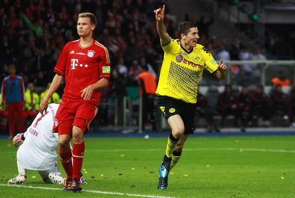 5 most memorable moments from the Bayern Munich-Borussia Dortmund rivalry