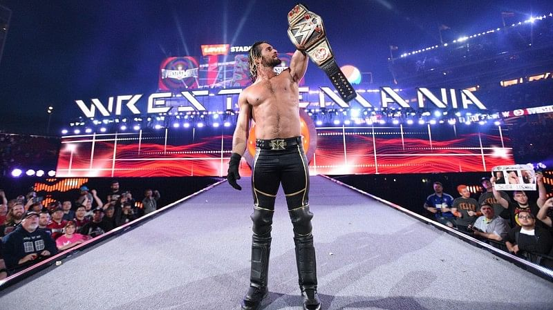 5 times Seth Rollins amazed us with spectacular moves