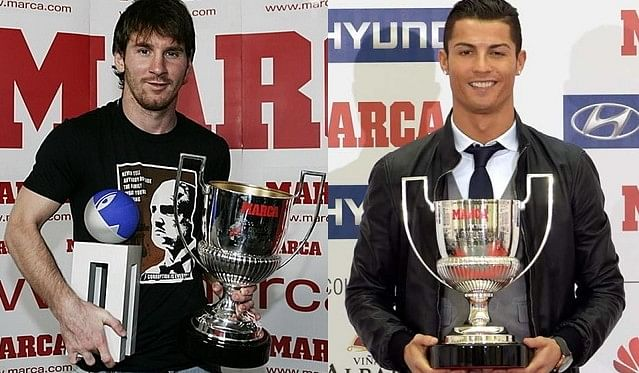 5 players apart from Ronaldo and Messi who could realistically win the Pichichi in 2015/16
