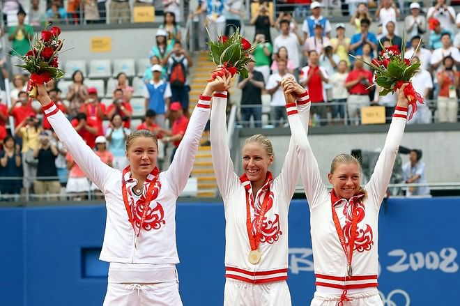 10 standout stars of Russian women's tennis