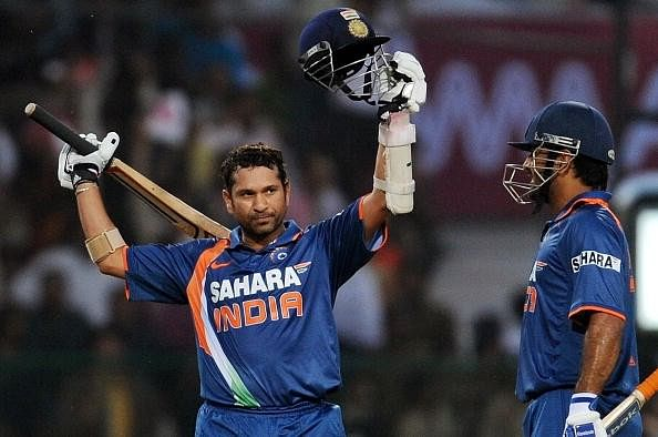 5 players who came close to hitting an ODI double century before Sachin Tendulkar