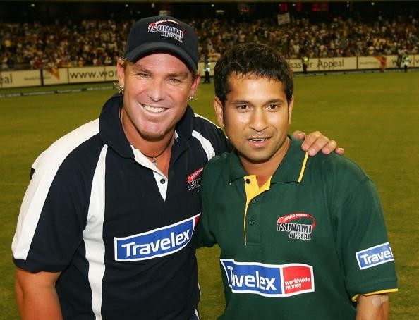 'Cricket All-Stars Series 2015' featuring Warne & Tendulkar to be played in November