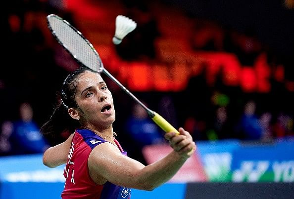 2015 Denmark Open Superseries Premier: Saina Nehwal crashes out in second round